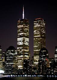 The Twin Towers, World Trade Centre, New York, July 2001