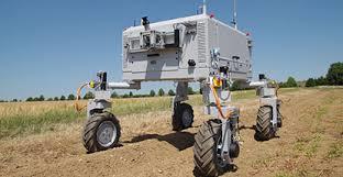 Weeding Robot, Deepfield Robotics/Bosch